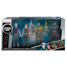 Набор фигурок Ready Player One - Action Figure - Parzival / Aech / Art3mis / i-R0k (9.5 см)