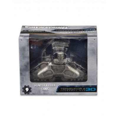 Фигурка Terminator 2 - Cinemachines Series 1 - Hunter Killer Tank (17 см)