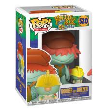 Фигурка Fraggle Rock: 35 Years - POP! TV - Boober with Doozer (9.5 см)