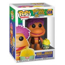 Фигурка Fraggle Rock: 35 Years - POP! TV - Gobo with Doozer (9.5 см)