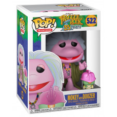 Фигурка Fraggle Rock: 35 Years - POP! TV - Mokey with Doozer (9.5 см)