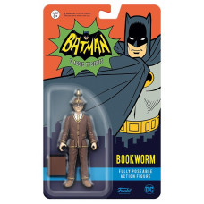 Фигурка Batman: Classic TV Series - Action Figure - Bookworm (9.5 см)