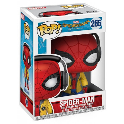 Головотряс Spider-Man: Homecoming - POP! - Spider-Man w/ Headphones (9.5 см)