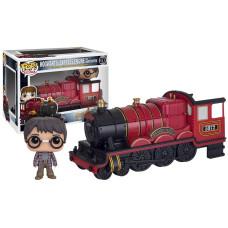 Фигурка Harry Potter - POP! Rides - Hogwarts Express Engine /w Harry Potter (9.5 см)