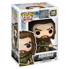 Фигурка Justice League - POP! Heroes - Aquaman (9.5 см)