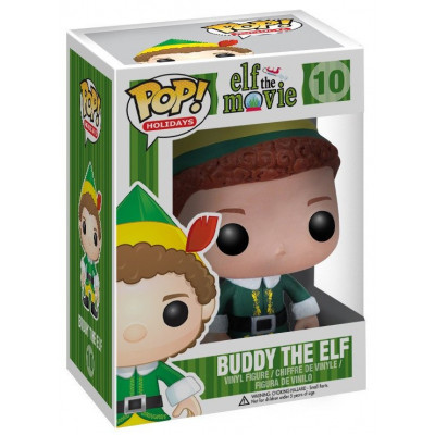 Фигурка Elf the Movies - POP! Movies - Buddy the Elf (9.5 см)