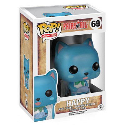 Фигурка Fairy Tail - POP! Animation - Happy (9.5 см)