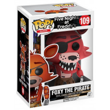 Фигурка Five Nights at Freddy's - POP! Games - Foxy The Pirate (9.5 см)