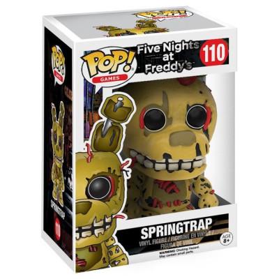 Фигурка Five Nights at Freddy's - POP! Games - Springtrap (9.5 см)