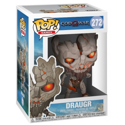 Фигурка God of War - POP! Games - Draugr (9.5 см)