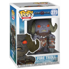 Фигурка God of War - POP! Games - Fire Troll (9.5 см)