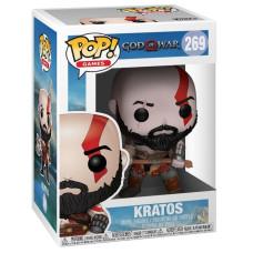 Фигурка God of War - POP! Games - Kratos (9.5 см)