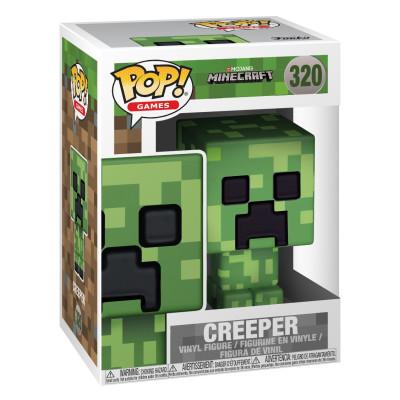 Фигурка Minecraft - POP! Games - Creeper (9.5 см)
