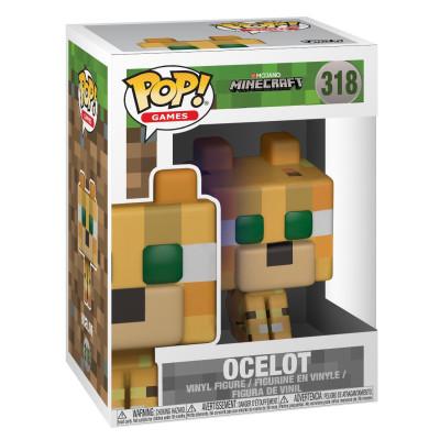 Фигурка Minecraft - POP! Games - Ocelot (9.5 см)