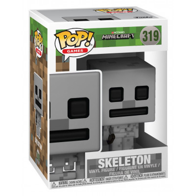 Фигурка Minecraft - POP! Games - Skeleton (9.5 см)