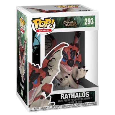 Фигурка Monster Hunter - POP! Games - Rathalos (9.5 см)