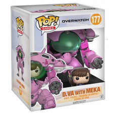 Фигурка Overwatch - POP! Games - D.VA /w Meka (15 см)