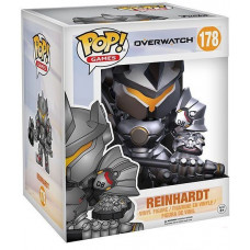 Фигурка Overwatch - POP! Games - Reinhardt (15 см)