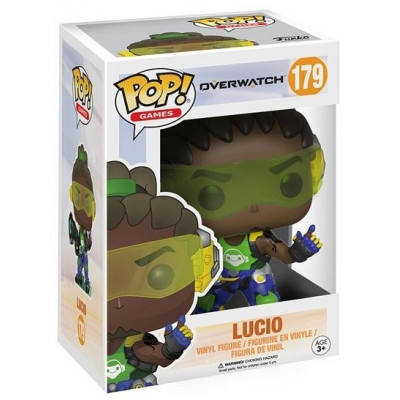 Фигурка Funko Overwatch - POP! Games - Lucio 13088 (9.5 см)