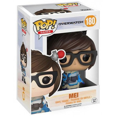 Фигурка Overwatch - POP! Games - Mei (9.5 см)