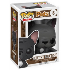 Фигурка Pets - POP! Pets - French Bulldog Grey (9.5 см)
