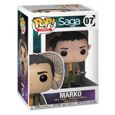 Фигурка Saga - POP! Comics - Marko (9.5 см)