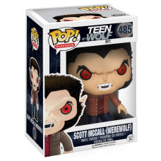 Фигурка Teen Wolf - POP! TV - Scott McCall (Werewolf) (9.5 см)