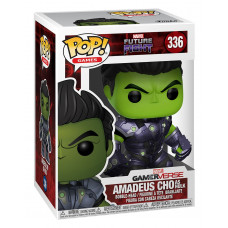 Фигурка Future Fight - POP! Games - Amadeus Cho (9.5 см)