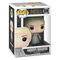 Фигурка Game of Thrones - POP! - Daenerys Targaryen (White Coat) (9.5 см)