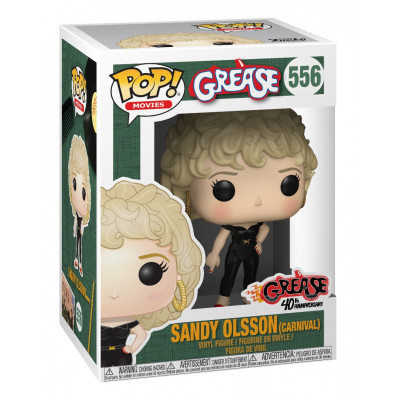 Фигурка Grease - POP! Movies - Sandy Olsson (Carnival) (9.5 см)
