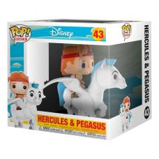 Фигурка Hercules - POP! Rides - Pegasus & Hercules (9 см)