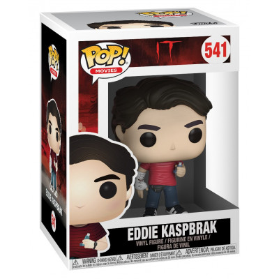 Фигурка IT - POP! Movies - Eddie Kaspbrak (9.5 см)