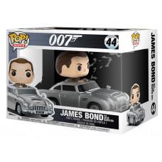 Фигурка 007 - POP! Rides - James Bond w/ Aston Martin DB5 (9.5 см)