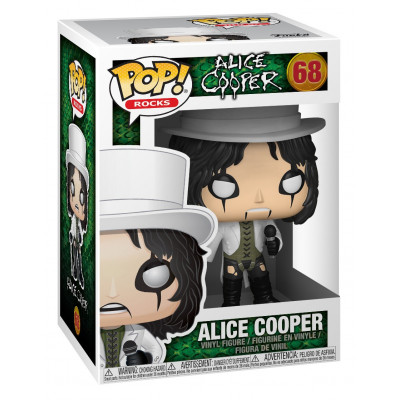 Фигурка Alice Cooper - POP! Rocks - Alice Cooper (9.5 см)