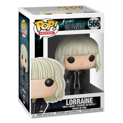 Фигурка Atomic Blonde - POP! Movies - Lorraine (Outfit) (9.5 см)