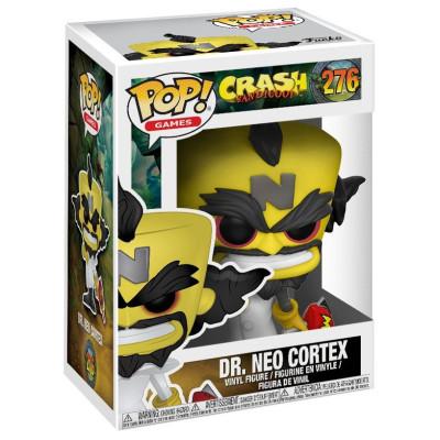 Фигурка Crash Bandicoot - POP! Games - Dr Neo Cortex (9.5 см)