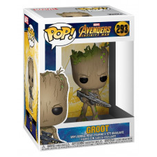 Головотряс Avengers: Infinity War - POP! - Groot (9.5 см)