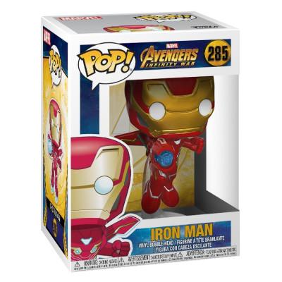 Головотряс Avengers: Infinity War - POP! - Iron Man (9.5 см)