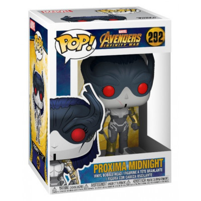 Головотряс Avengers: Infinity War - POP! - Proxima Midnigh (9.5 см)