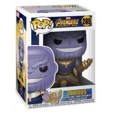 Головотряс Avengers: Infinity War - POP! - Thanos (9.5 см)