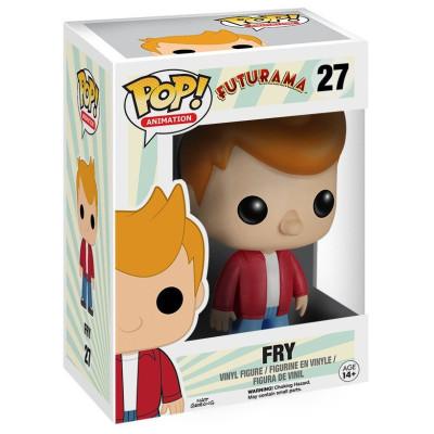 Фигурка Futurama - POP! Animation - Fry (9.5 см)