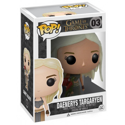 Фигурка Game of Thrones - POP! - Daenerys Targaryen (9.5 см)