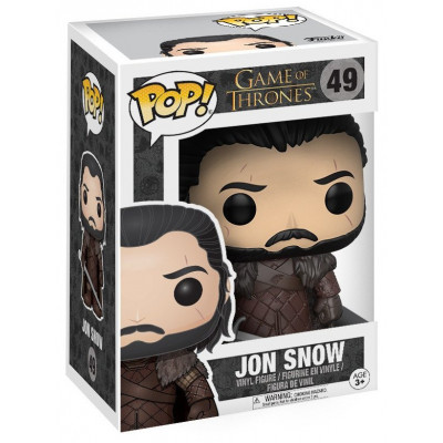 Фигурка Game of Thrones - POP! Series 7 - Jon Snow (9.5 см)