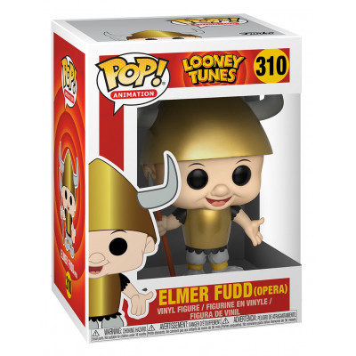 Фигурка Looney Tunes - POP! Animation - Elmer Fudd (Opera) (9.5 см)