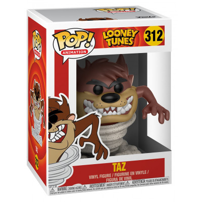 Фигурка Looney Tunes - POP! Animation - Taz (9.5 см)