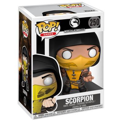 Фигурка Mortal Kombat X - POP! Games - Scorpion (9.5 см)