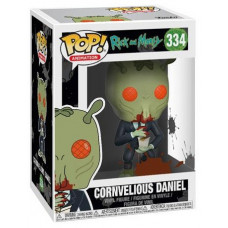 Фигурка Rick & Morty - POP! Animation - Cornvelious Daniel (9.5 см)