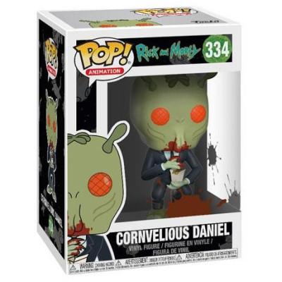 Фигурка Rick & Morty - POP! Animation - Cornvelious Daniel (9.5 см)