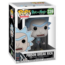 Фигурка Rick & Morty - POP! Animation - Prison Escape Rick (9.5 см)