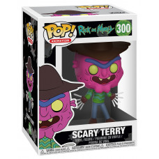 Фигурка Rick & Morty - POP! Animation - Scary Terry (9.5 см)